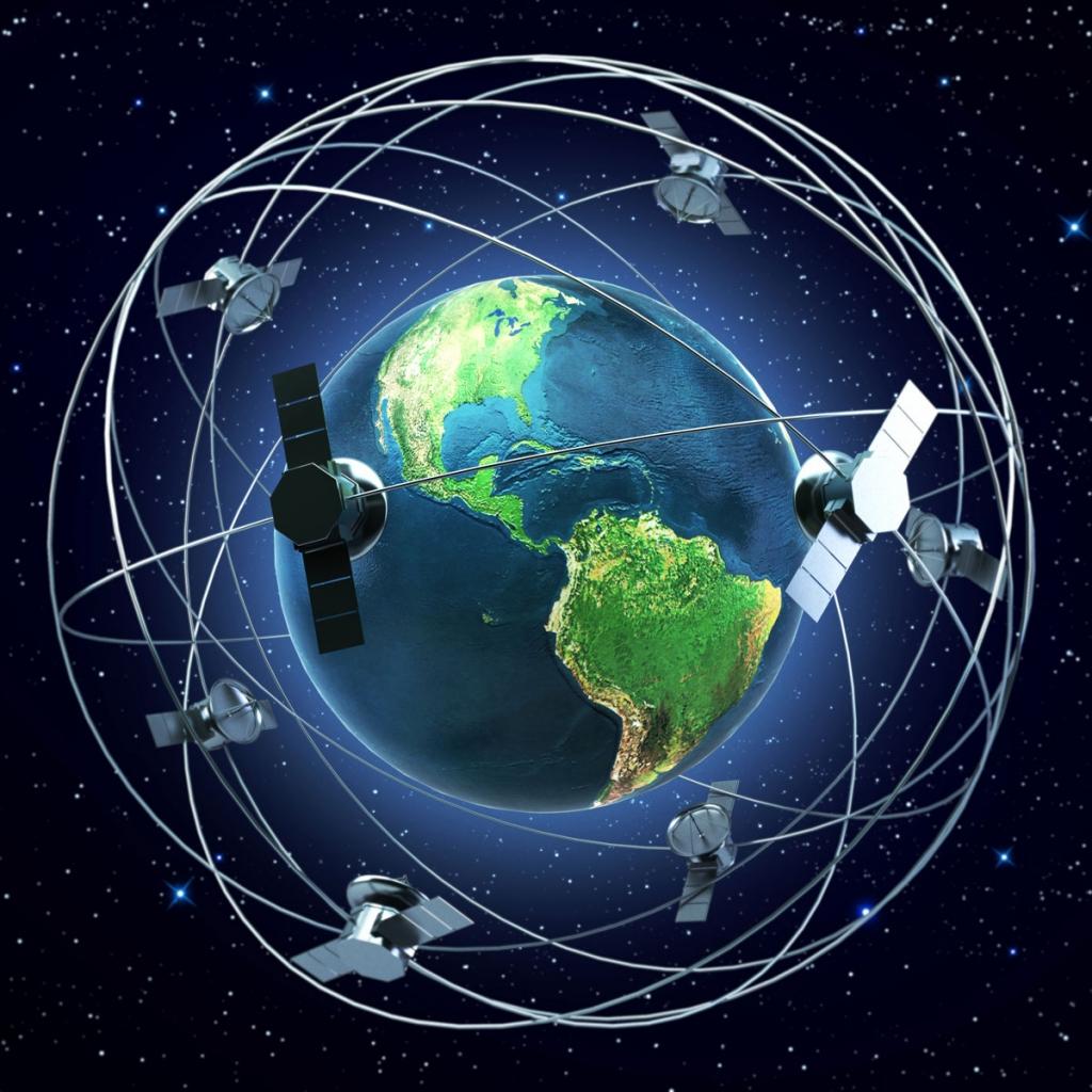 الانترنت الفضائي