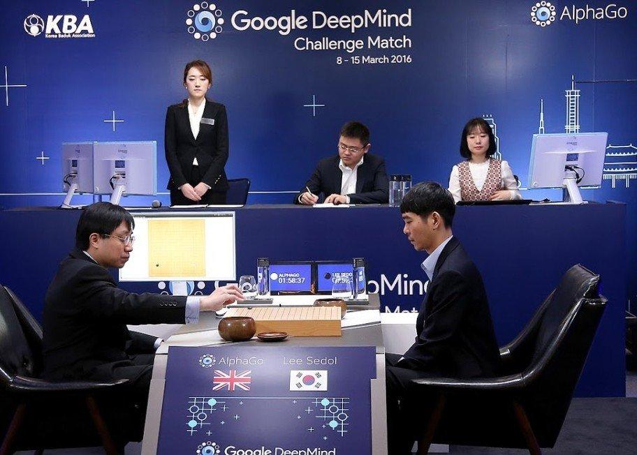 غوغل تُعلن تقاعد نظام AlphaGO بعد هيمنته وهزيمته لبطل العالم