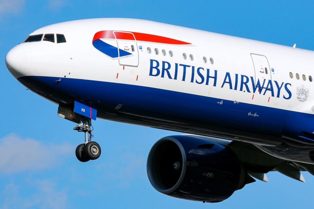 عطل في نظام الخطوط الجوية البريطانية يؤدّي إلى إلغاء مئات الرحلات