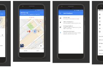 تطبيق خرائط قوقل يدعم الآن التعديل على الطرق