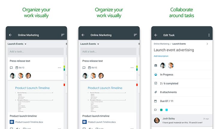 مايكروسوفت تُطلق تطبيقها Planner على أندرويد