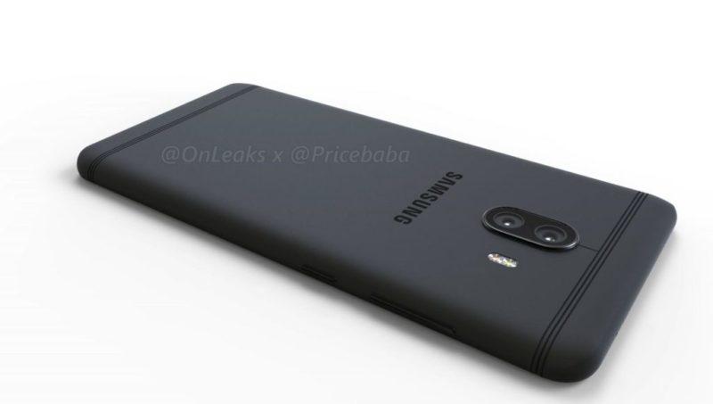 Galaxy C10 أول هاتف بكاميرتين مزدوجة من سامسونج