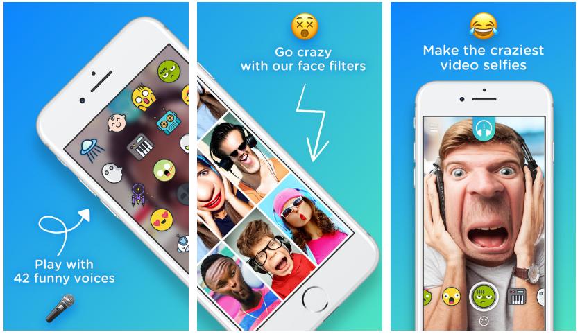 تطبيق Voice Swap راسل أصدقائك بشكل غير شكلك وصوت غير صوتك