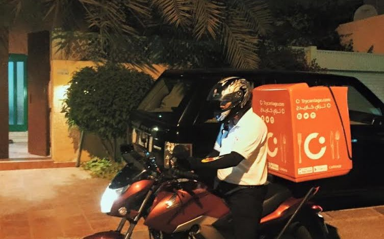 شركة توصيل الطعام Delivery Hero تستحوذ على Carriage الكويتية