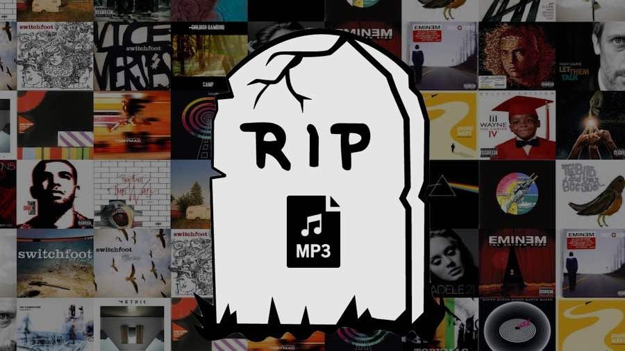 mp3-format-dead