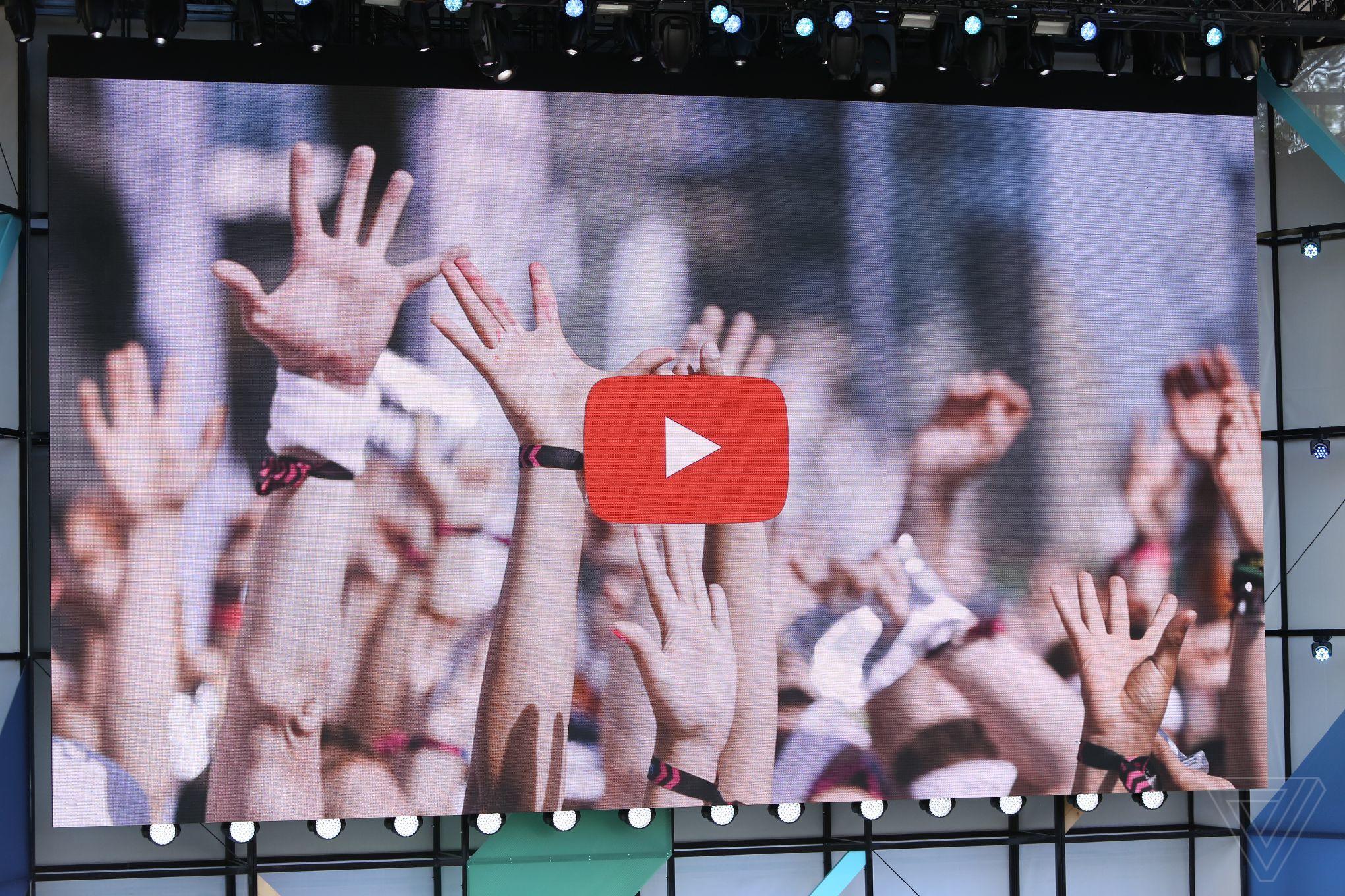 I/O 2017: يوتيوب يجلب فيديوهات 360 درجة إلى التلفاز الذكي - عالم التقنية