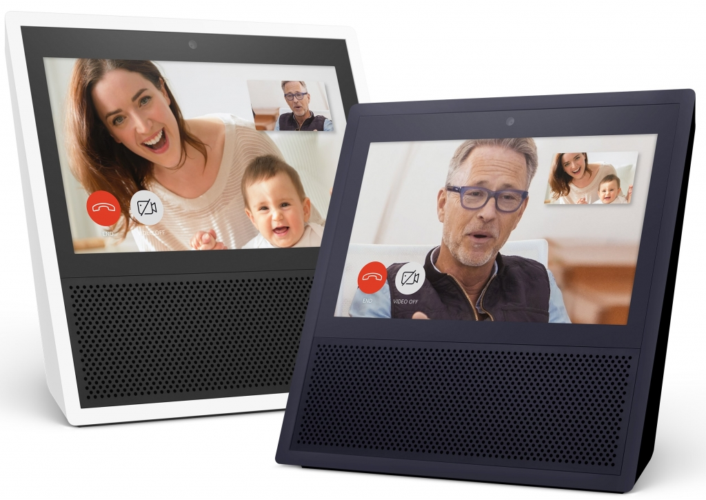 مساعدات أمازون الرقمية قادرة الآن على التواصل مع كاميرات المُراقبة لبث الصوت والصورة