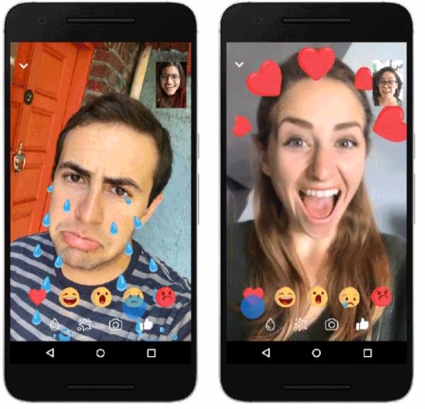 تحديث مسنجر فيس بوك يضيف مزايا جديدة لمكالمات الفيديو