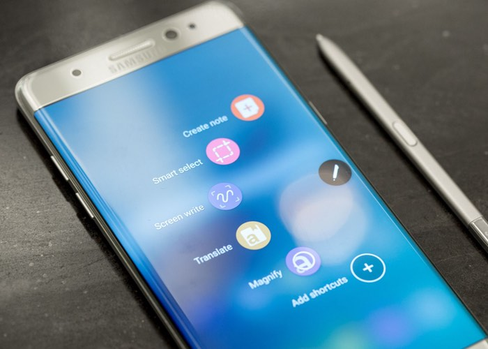 إطلاق Galaxy Note Fe في كوريا بداية الشهر المقبل بسعر 620