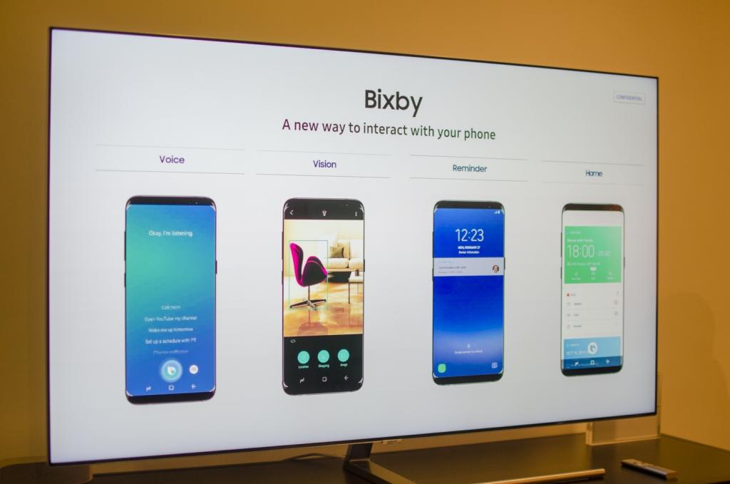 النظرة الأولى على مساعد سامسونج الرقمي بيكسبي Bixby