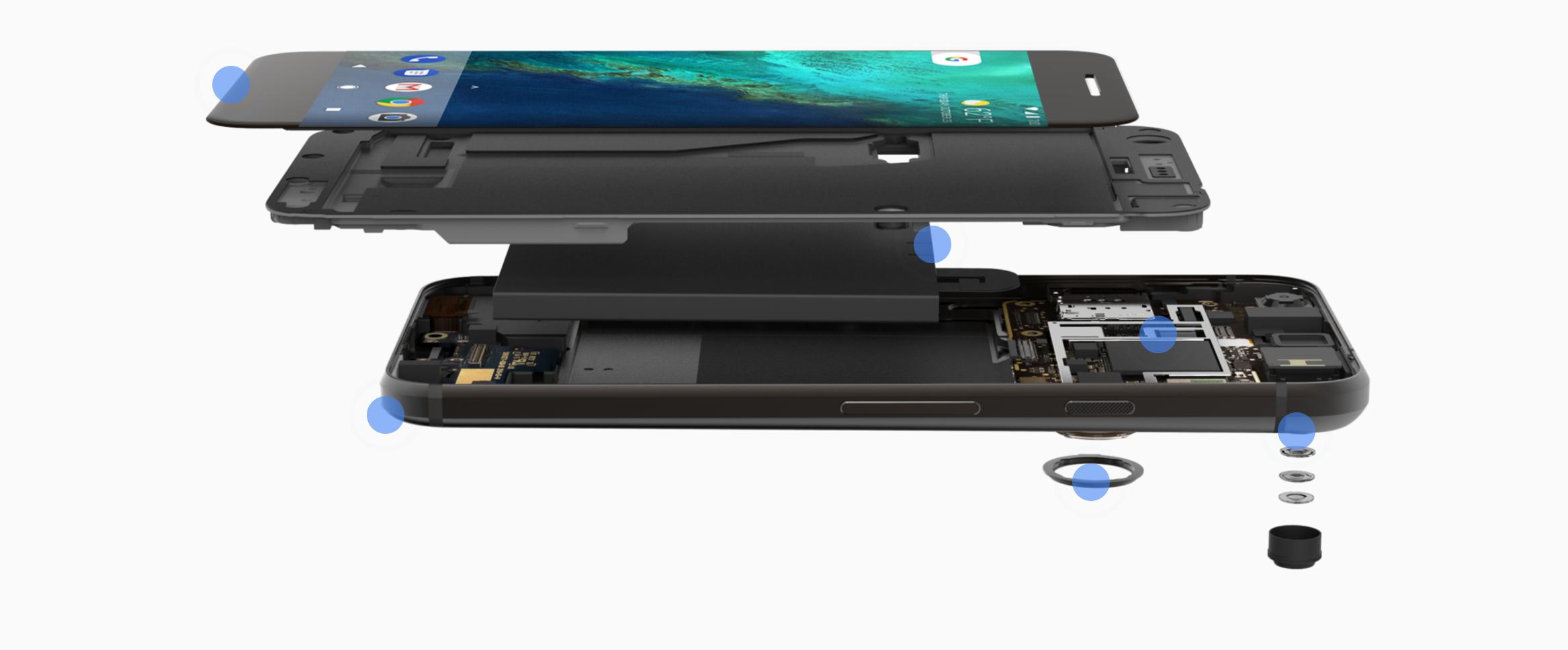 غوغل تستعين بأحد مُهندسي آبل لتطوير شرائح الجيل الجديد من هواتف بيكسل
