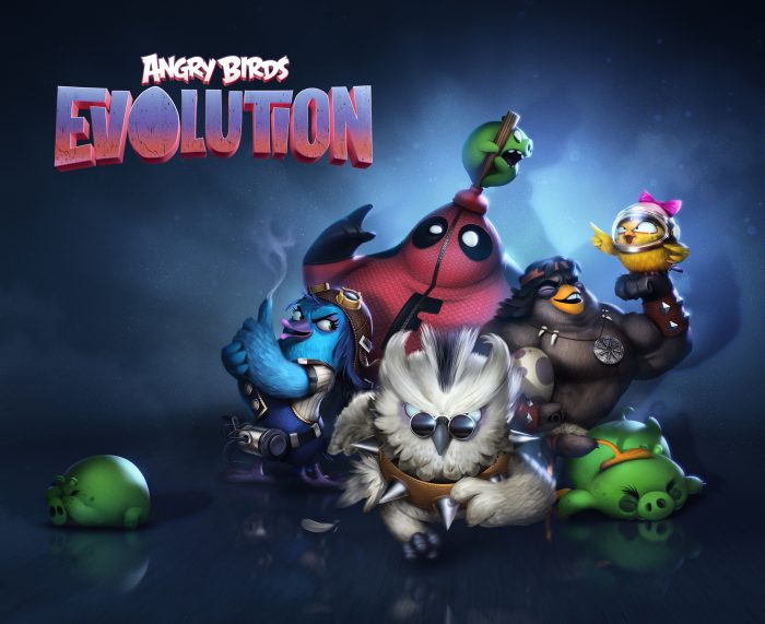 Angry Birds Evolution 2018,2017 angry-birds-evolutio