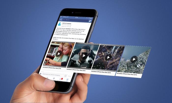 فيسبوك تنوي إنتاج مُسلسلاتها الخاصّة وعلى استعداد لدفع 3 مليون دولار في الحلقة الواحدة