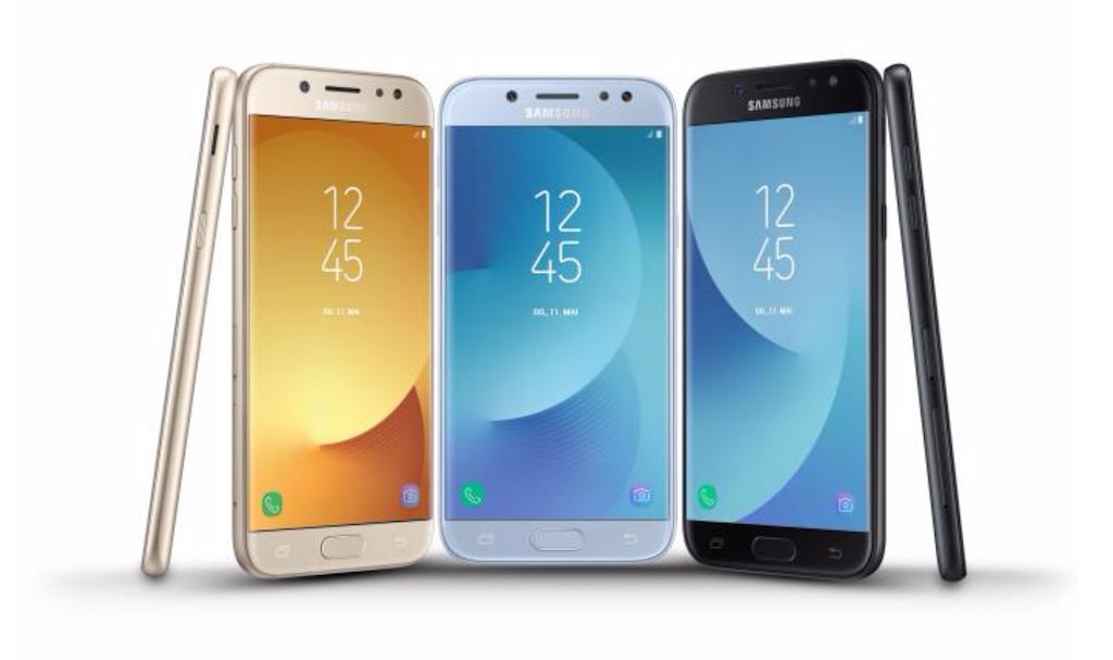 سامسونج تطلق هواتف Galaxy J3, J5, J7 لعام 2017 - عالم التقنية