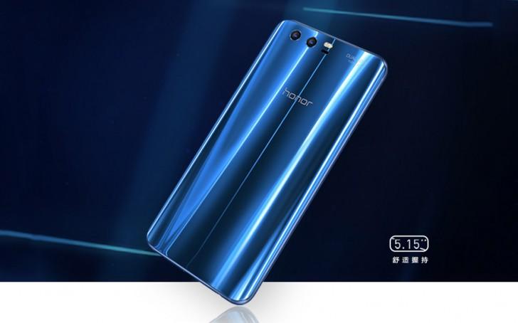 gsmarena 004 شرح تصوير الشاشه في  How to take screenshot on Huawei Honor 9