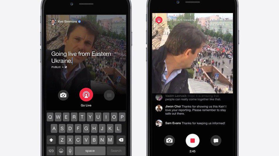 فيس بوك تخطط لإطلاق تطبيق جديد مخصص للفيديو