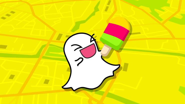 لإطلاق ميزة Snap Map سناب شات إستحوذت بهدوء على تطبيق Zenly