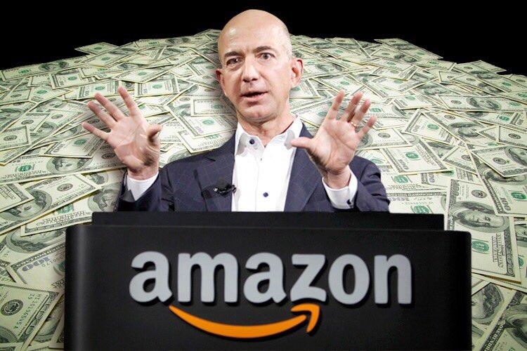 جيف بيزوس أغنى رجل في العالم