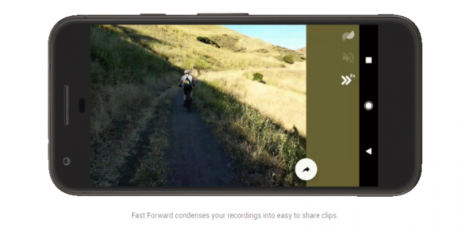 أخيرًا قوقل تُطلق تطبيقها Motion Stills على أندرويد