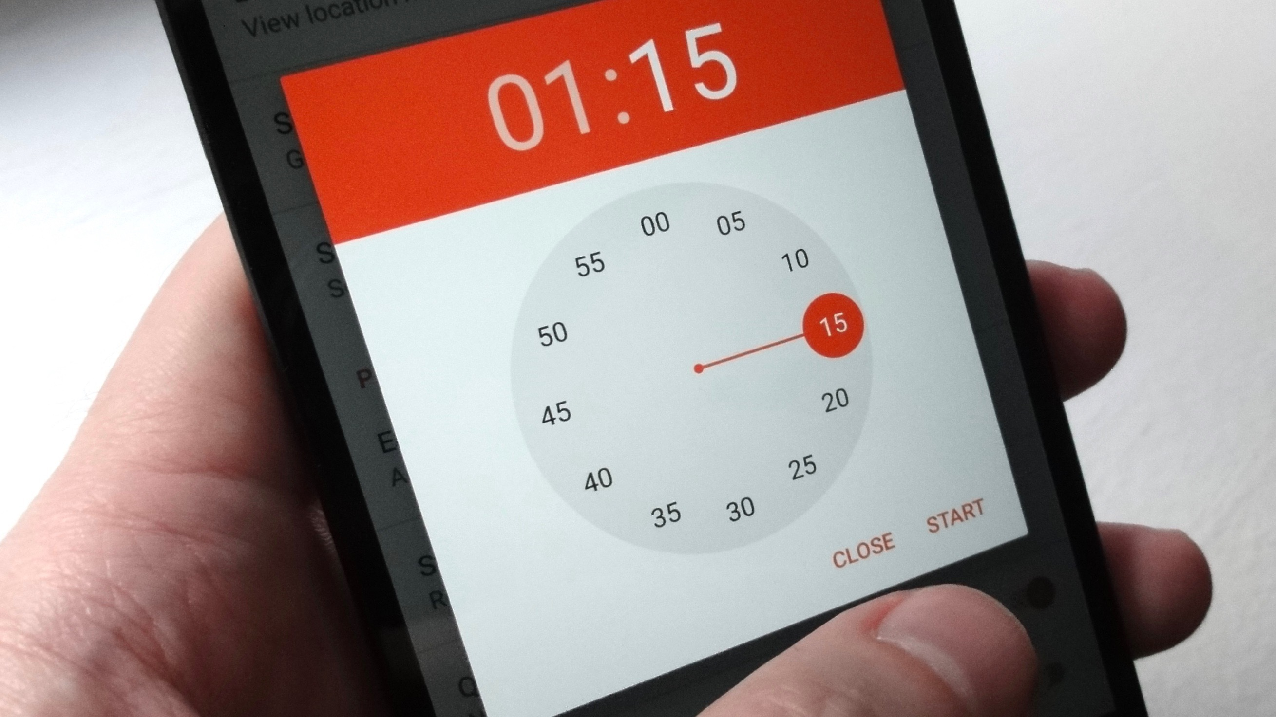 تطبيق Sleep Timer مؤقت لإيقاف الموسيقى تلقائيًا