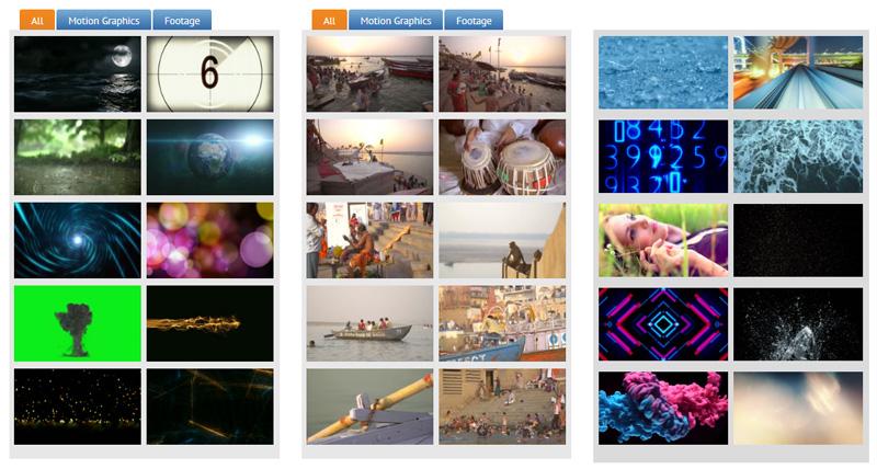 أفضل 10 مصادر مجانية لتحميل لقطات فيديو لاستخدامها في المونتاج