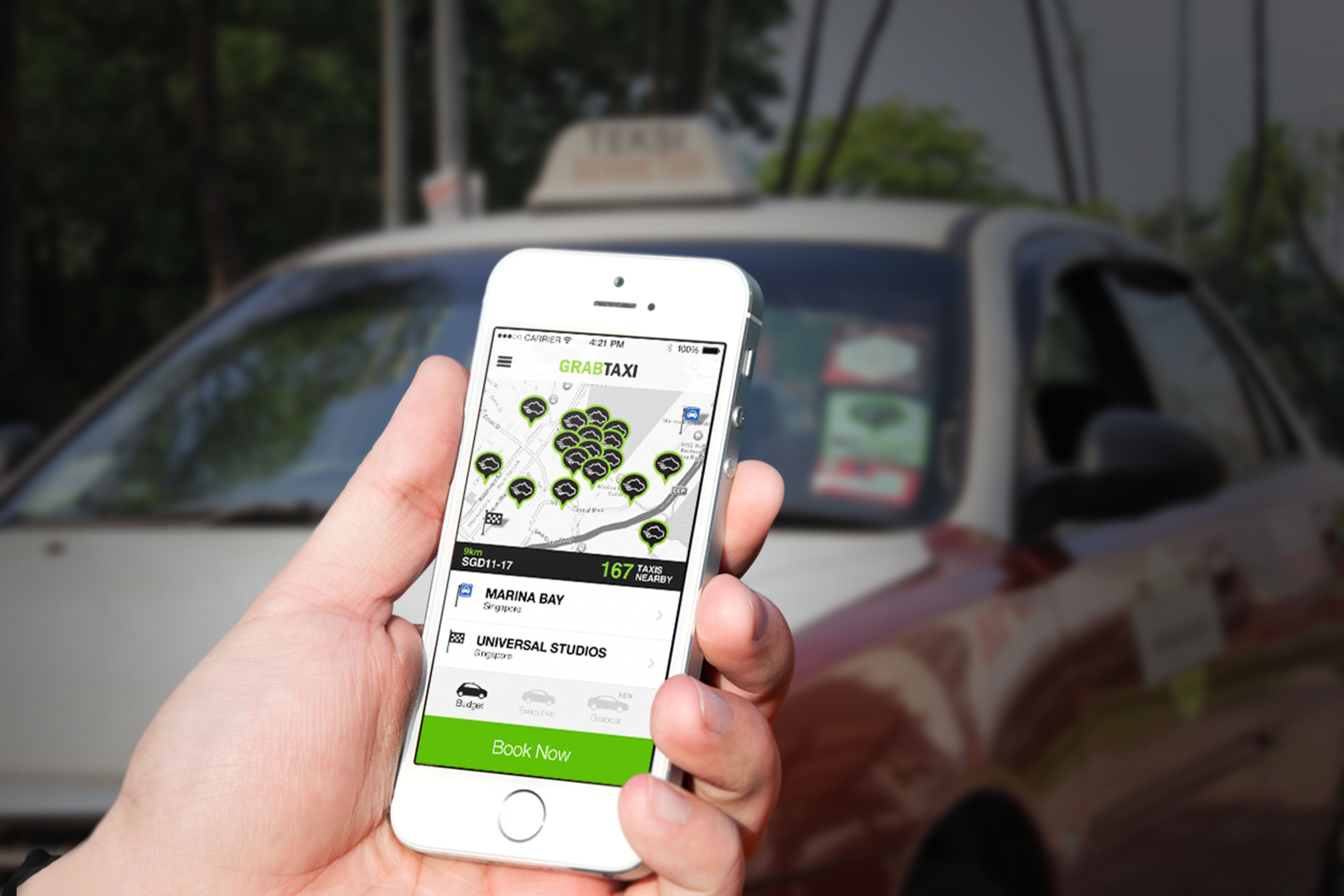 شركة Grab تتلقي استثماراً بقيمة 850 مليون دولار لتطوير تطبيقها وخدمات المالية