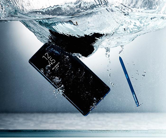 سامسونج تكشف عن هاتف جالكسي نوت 8 رسمياً