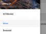 تطبيقInbox يدعم الآن إظهار كافة الوارد من على أندرويد