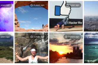 خاصيّة الذكريات فيسبوك