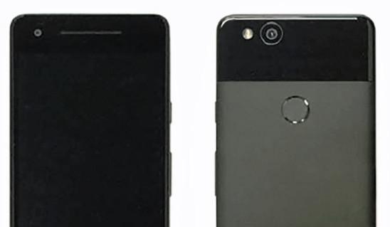تسريب الشكل المتوقع لهواتف بيكسل الجديدة من غوغل