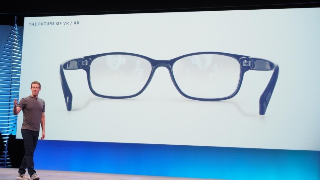 تفاصيل جديدة حول نظّارة فيسبوك للواقع المُعزّز AR