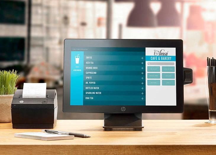 HP تعيد إكتشاف أنظمة حواسيب نقاط البيع مع ElitePOS