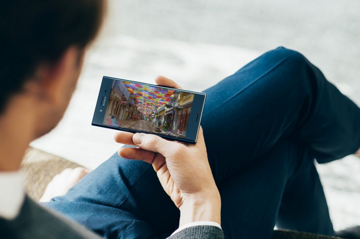 يمكنك مشاهدة فيديوهات نتفليكس بتقنية HDR على هاتف Xperia XZ Premium