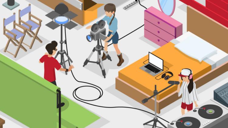 كيف تُشَجِع يوتيوب صُنّاع المحتوى في شبكتها كي تستمر عجلة إبداعهم