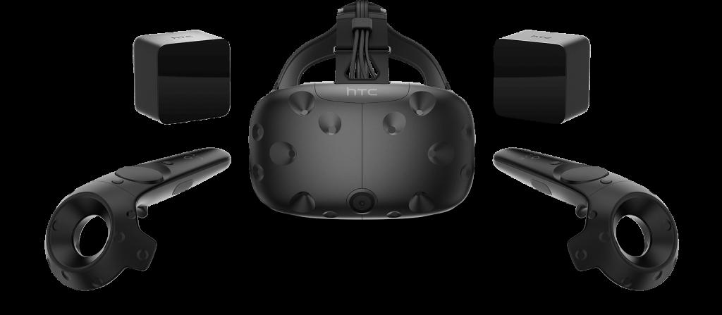 نظّارة Vive للواقع الافتراضي من HTC أرخص بـ 200 دولار أمريكي