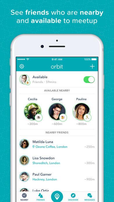 5 تطبيقات جديدة على آيفون وآيباد Orbit.jpg