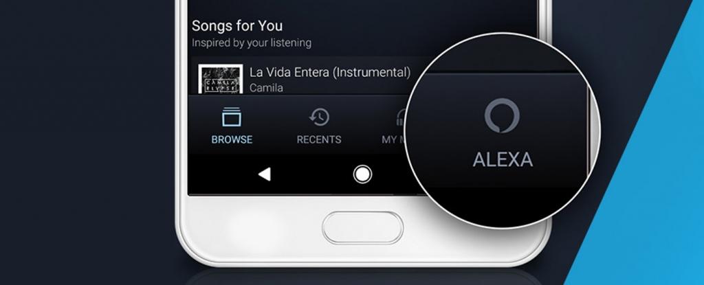 تطبيق أمازون للموسيقى يدعم الآن مساعد الشركة الرقمي أليكسا