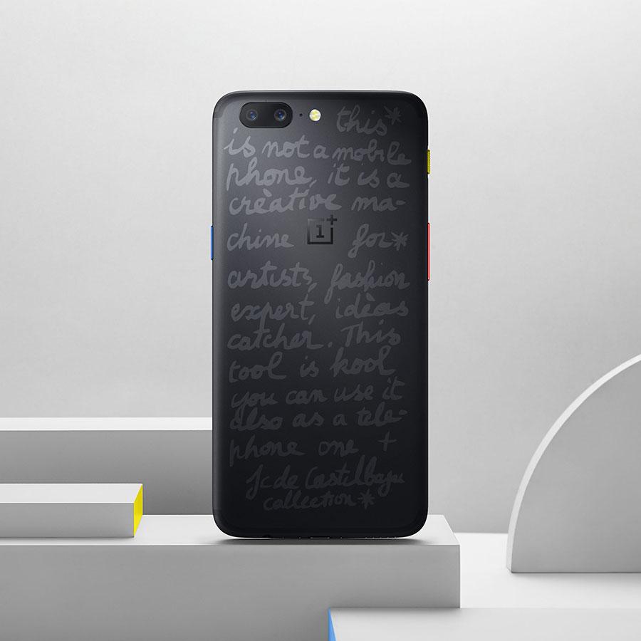 إصدار جديد مُزخرف من هواتف ون بلس 5 متوفّر لفترة محدودة