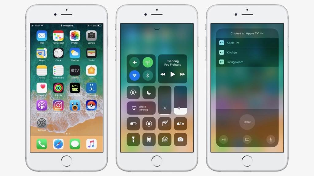رسميا iOS 11 متوفر للتحميل على آيفون وآيباد