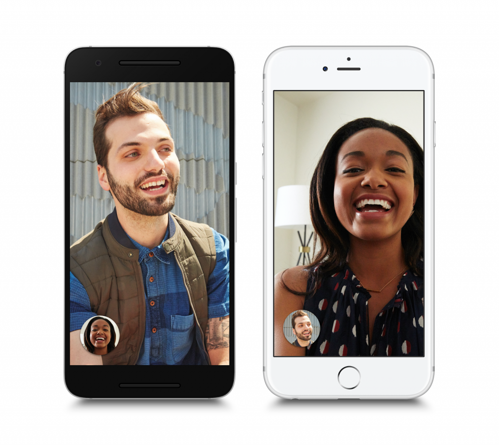 غوغل تستعرض جودة مكالمات الفيديو في تطبيق Duo بحملة إعلانية جديدة