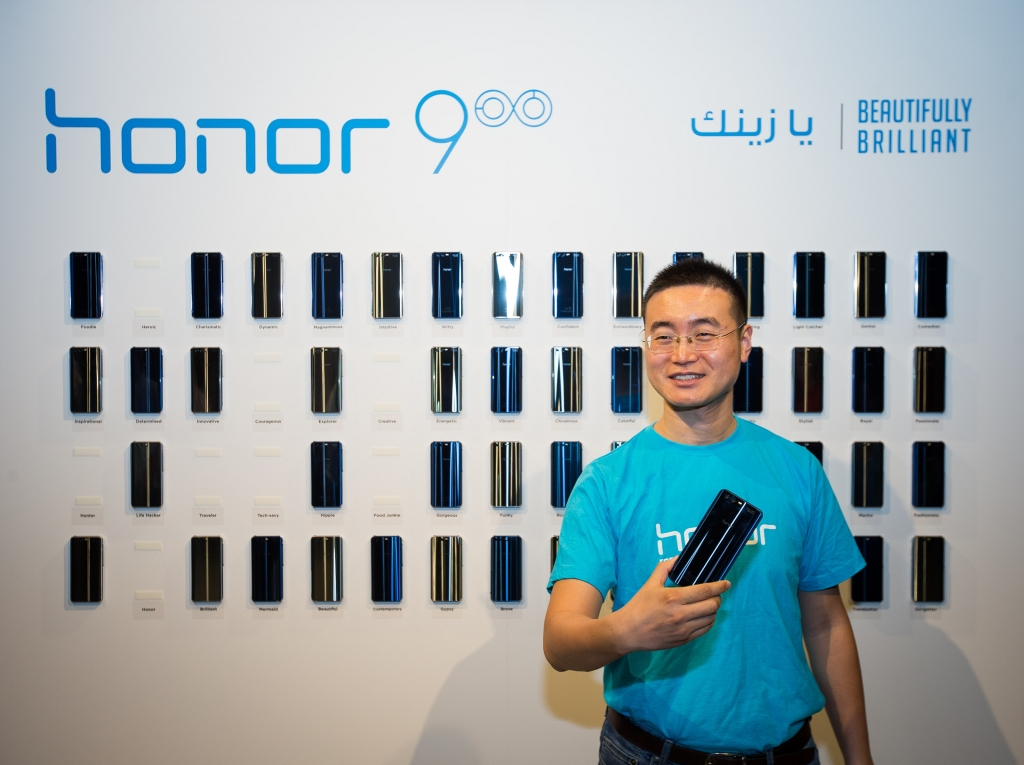 إطلاق هاتف honor 9 في السعودية بسعر 1899 ريالاً