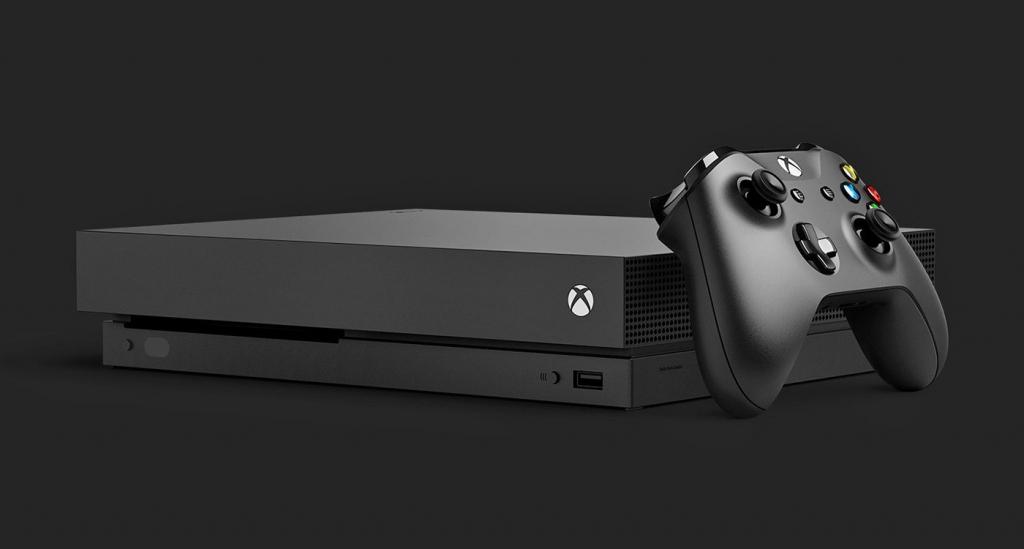 منصة إكس بوكس ون إكس Xbox One X متوفرة الآن للطلب المسبق