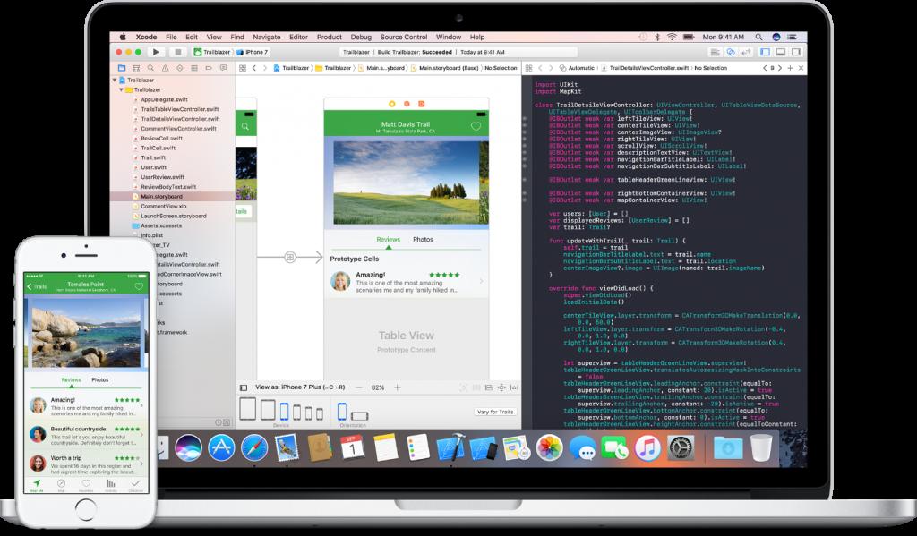 دورة عربية لتعليم برمجة تطبيقات لأجهزة آبل الذكية العاملة بنظام iOS 11 [خصم 75٪]