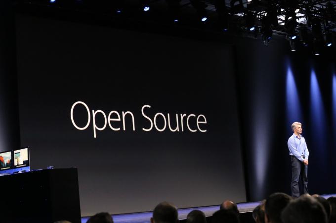 نواة مفتوحة المصدر آبل