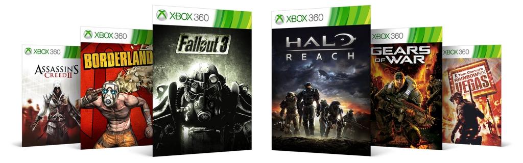 """ألعاب الجيل الأول من منصّة """"إكس بوكس"""" متوافقة الآن مع """"إكس بوكس ون"""""""