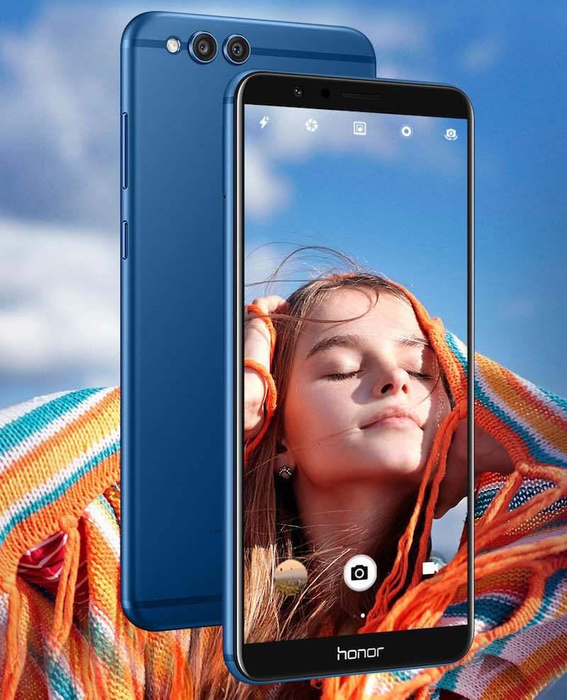 هواوي تكشف عن هاتف Honor 7X رسمياً