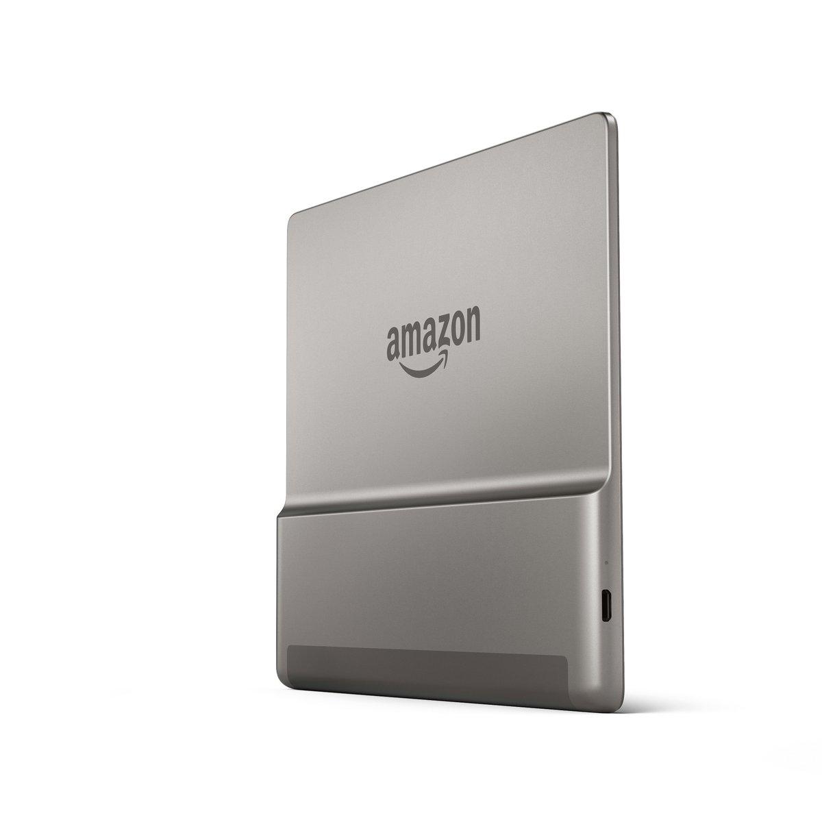 أمازون تكشف عن نسخة جديدة من Kindle Oasis بشاشة أكبر و معايير لمقاومة الماء