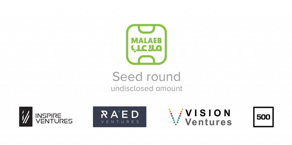 تطبيق ملاعب يحصل على استثمارات جديدة بقيادة رائد فنتشرز Raed Ventures