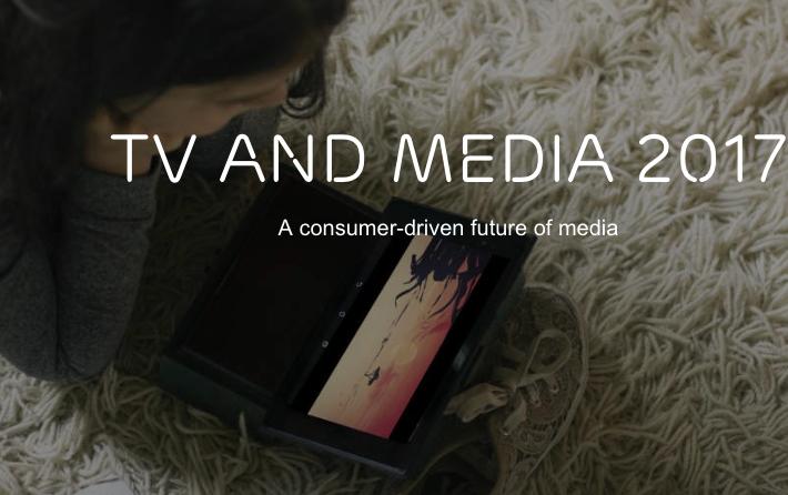 تقرير إريكسون كيف يبدو المستقبل القريب لمشاهدة التليفزيون