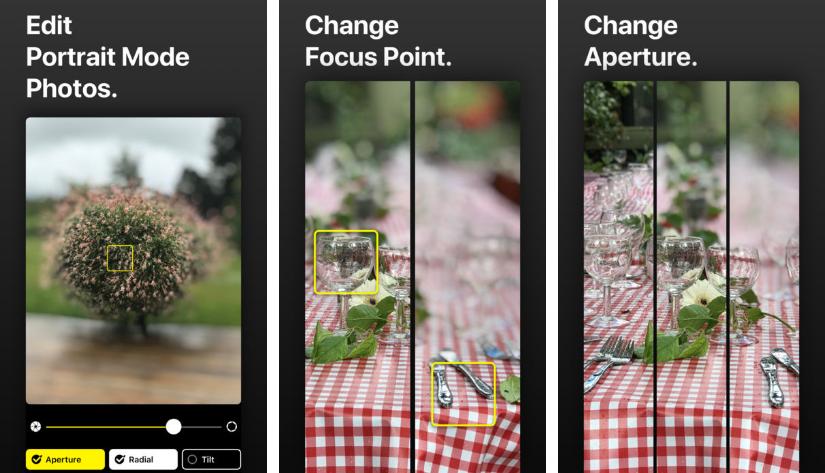 """تطبيق Slor خيار مناسب لإلتقاط صورالبورتريه """"Portrait"""""""